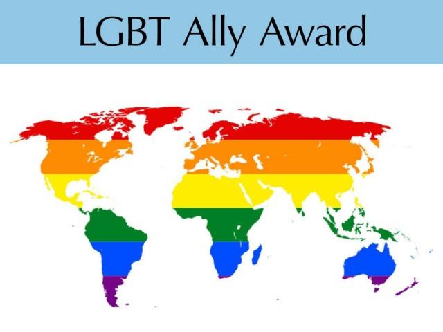 LGBT Ally Award