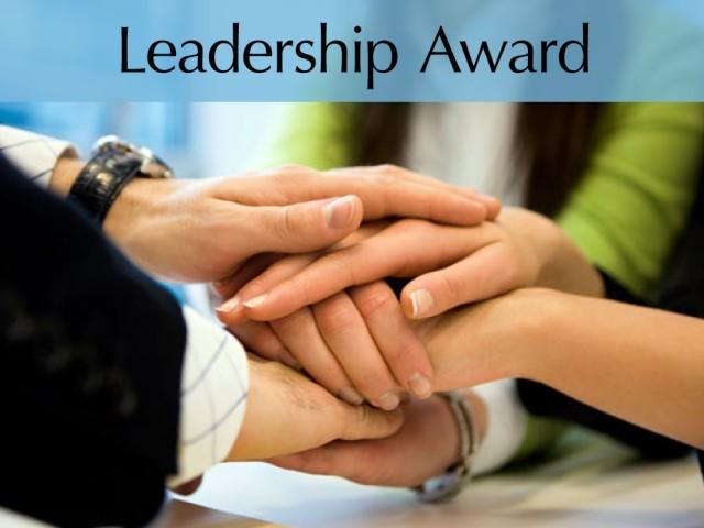 Leadership Excellence Award