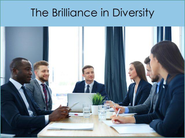 The Brilliance in Diversity Award