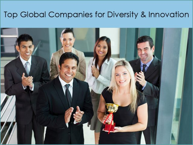 Top Global Companies for Diversity & Innovation